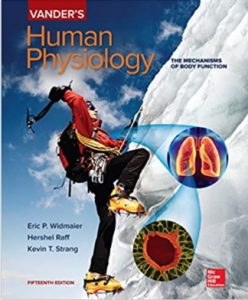 Vander's Physiology 15th Edition PDF