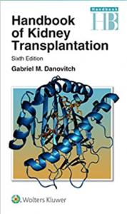 Handbook of Kidney Transplantation 6th Edition PDF