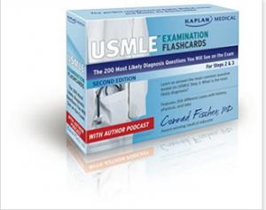 Kaplan Medical USMLE Examination 200 Diagnostics text Flashcards PDF