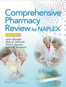Comprehensive Pharmacy Review for NAPLEX 8th Edition PDF
