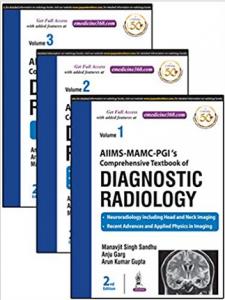 Comprehensive Textbook of Diagnostic Radiology 3 Volume Set PDF free