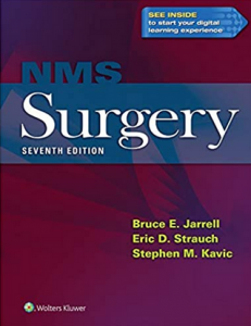 NMS Surgery 7th Edition PDF