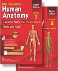 Download Human Anatomy Volumes 3 & 4 PDF free
