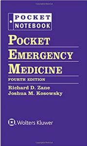 Pocket Emergency Medicine 4th Edition PDF Free