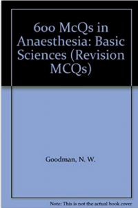 600 McQs in Anaesthesia PDF free