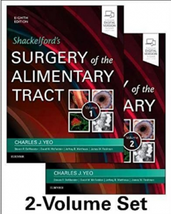 Shackelford's Surgery of the Alimentary Tract 2 Volume Set 8th Edition PDF free