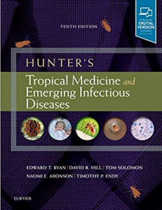 Hunter's Tropical Medicine and Emerging Infectious Disease 10th Edition PDF free