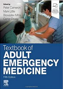 Textbook of Adult Emergency Medicine 5th Edition PDF free