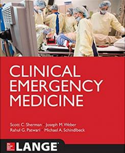 Clinical Emergency Medicine PDF free