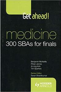Download Get ahead Medicine 300 SBAs for Finals PDF free