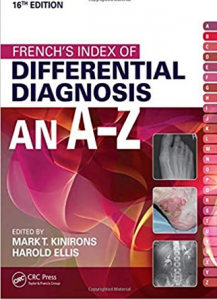 Download French's Index of Differential Diagnosis An A-Z 1 16th Edition PDF free