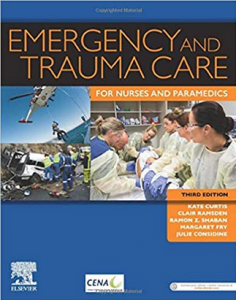 Download Emergency and Trauma Care for Nurses and Paramedics 3rd Edition PDF Free