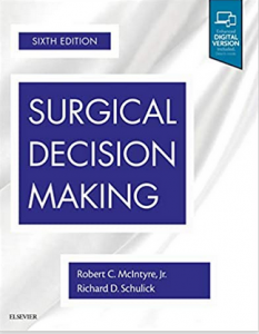download surgical decision making 6th edition PDF free