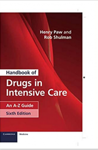 Download Handbook of Drugs in Intensive Care An A-Z Guide 6th Edition PDF Free
