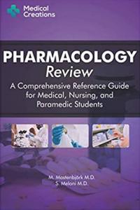 Download Pharmacology Review A Comprehensive Reference Guide for Medical Nursing and Paramedic Students PDF