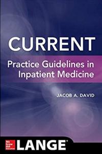 Download Current Practice Guidelines in Inpatient Medicine PDF Free