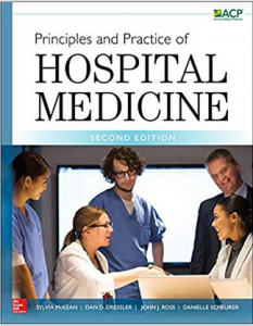 Download Principles and Practice of Hospital Medicine 2nd Edition PDF Free