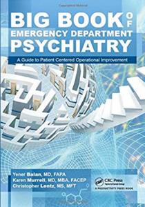 Download Big Book of Emergency Department Psychiatry PDF Free