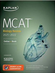 Download MCAT Biology Review 2021-2022 PDF Free