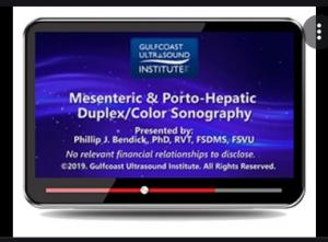 Download Gulfcoast Mesenteric and Porto-Hepatic Duplex/Color Sonography Videos Free